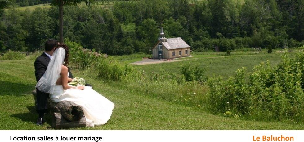 Location salles à louer mariage
