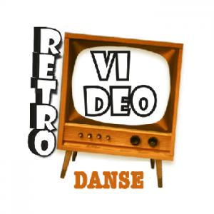 Animation retro vidéo-danse