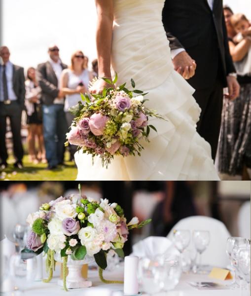 Salle de mariage 1 et 2